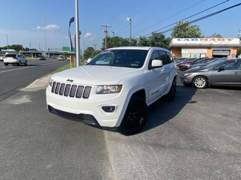 2015 Jeep Grand Cherokee for sale at CARMART Of New Castle in New Castle DE