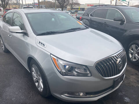 2016 Buick LaCrosse for sale at Right Place Auto Sales in Indianapolis IN