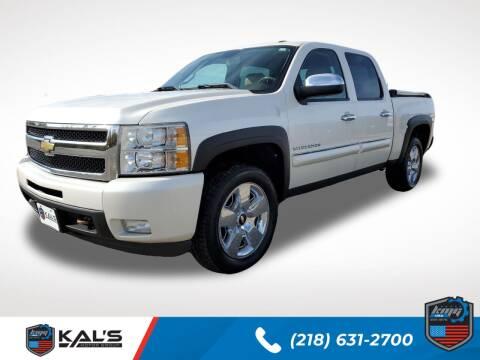 2011 Chevrolet Silverado 1500 for sale at Kal's Kars - TRUCKS in Wadena MN