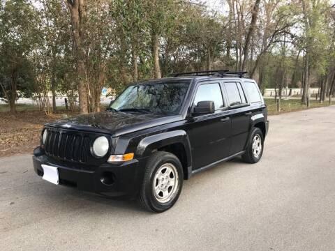 2009 Jeep Patriot for sale at Race Auto Sales in San Antonio TX