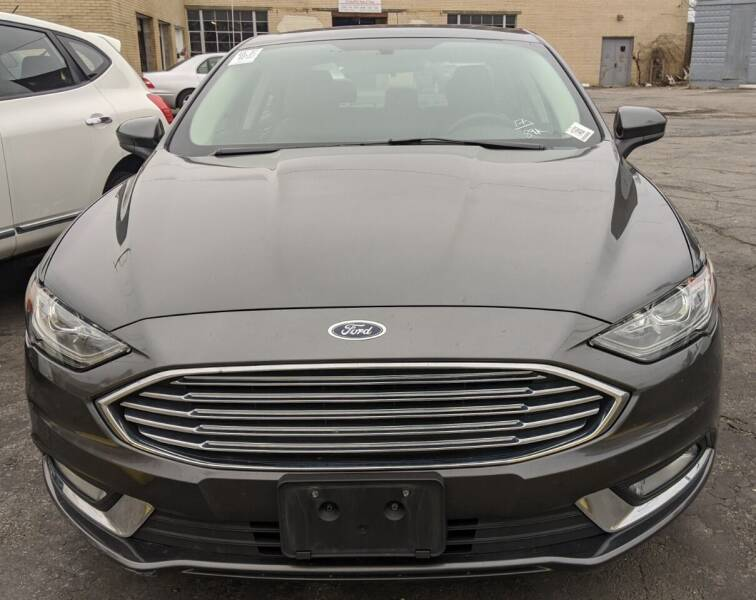 2017 Ford Fusion for sale at Boston Auto World in Quincy MA