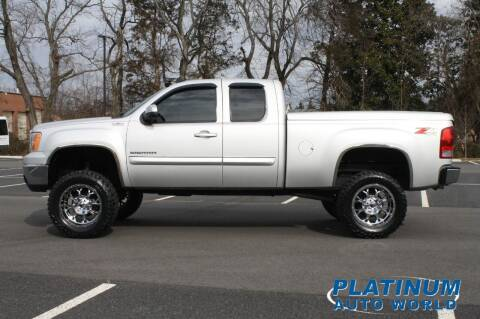 2011 GMC Sierra 1500 for sale at Platinum Auto World in Fredericksburg VA