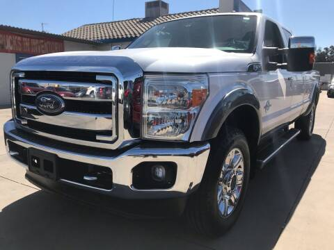 2013 Ford F-350 Super Duty for sale at Town and Country Motors in Mesa AZ