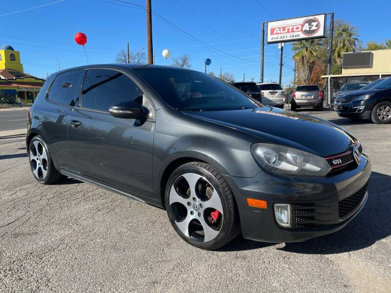 2011 Volkswagen GTI for sale at Auto A to Z / General McMullen in San Antonio TX