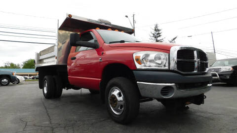 2007 Dodge Ram Chassis 3500 for sale at Action Automotive Service LLC in Hudson NY