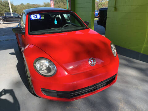 2013 Volkswagen Beetle for sale at Autos to Go of Florida in Daytona Beach FL