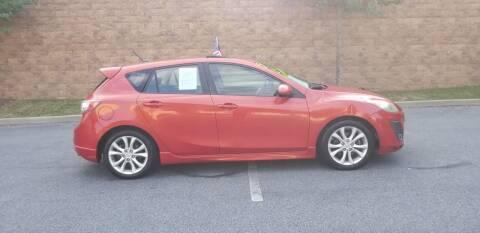 2011 Mazda MAZDA3 for sale at Lehigh Valley Autoplex, Inc. in Bethlehem PA