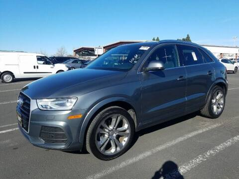 2016 Audi Q3 for sale at A.I. Monroe Auto Sales in Bountiful UT