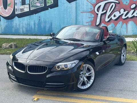 2009 BMW Z4 for sale at Palermo Motors in Hollywood FL