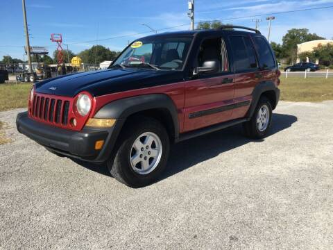 2007 Jeep Liberty for sale at First Coast Auto Connection in Orange Park FL
