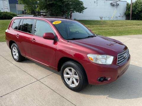 2009 Toyota Highlander for sale at Best Buy Auto Mart in Lexington KY