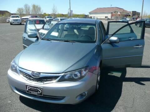 2009 Subaru Impreza for sale at Prospect Auto Sales in Osseo MN