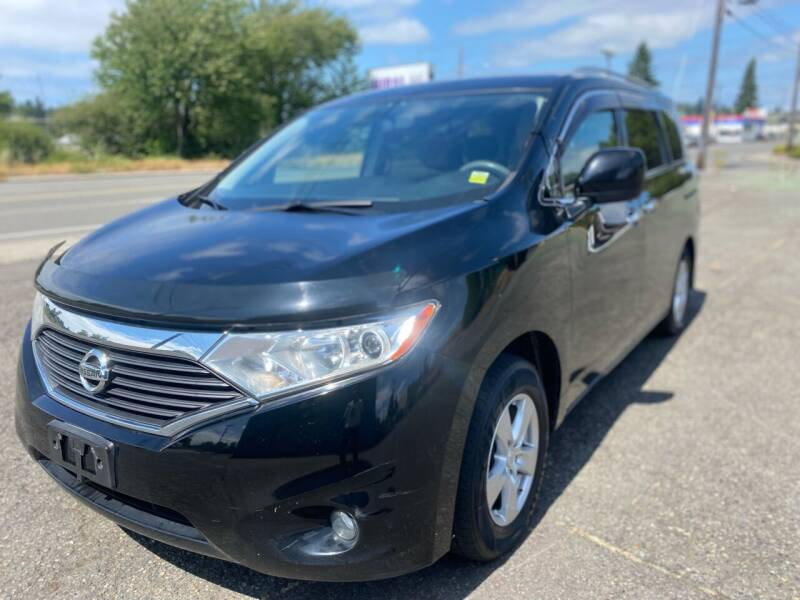 2012 Nissan Quest for sale at South Tacoma Motors Inc in Tacoma WA