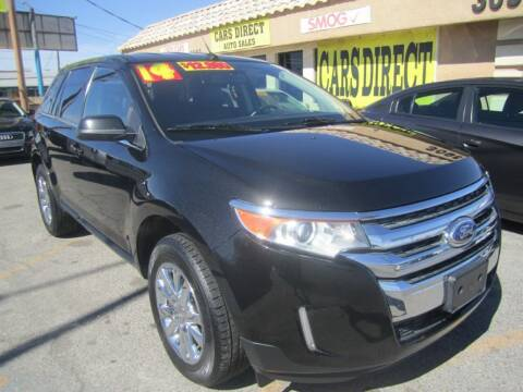 2014 Ford Edge for sale at Cars Direct USA in Las Vegas NV