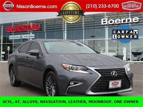 2018 Lexus ES 350 for sale at Nissan of Boerne in Boerne TX