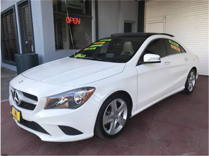 2015 Mercedes-Benz CLA for sale at 3B Auto Center in Modesto CA