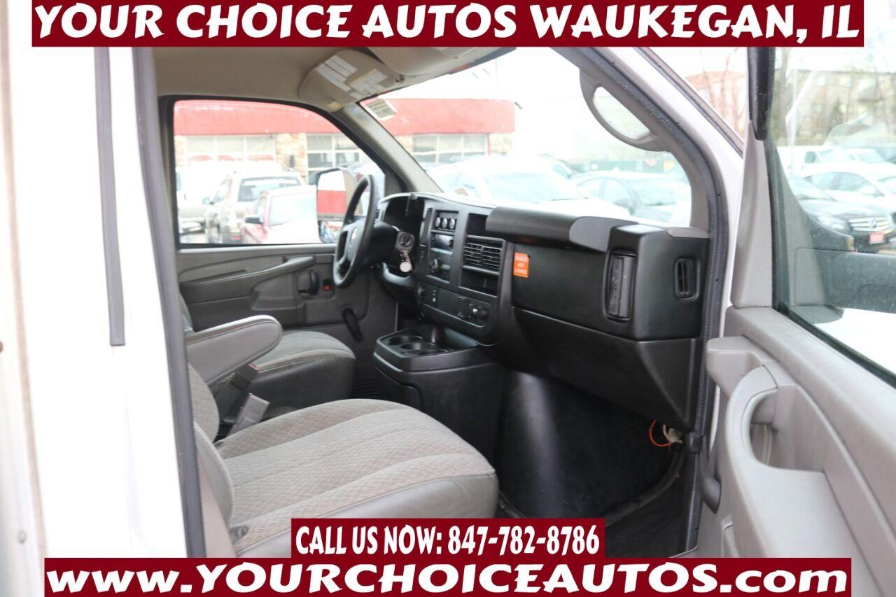 ChevroletExpress Cutaway15