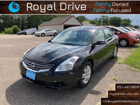 2011 Nissan Altima for sale at Royal Drive in Newport MN
