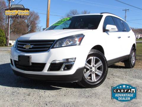 2016 Chevrolet Traverse for sale at High-Thom Motors in Thomasville NC