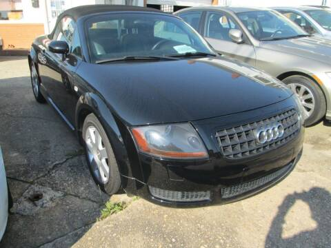 2003 Audi TT for sale at Downtown Motors in Macon GA