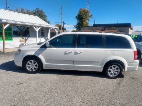 2010 Chrysler Town and Country for sale at Auto Pro Inc in Fort Wayne IN
