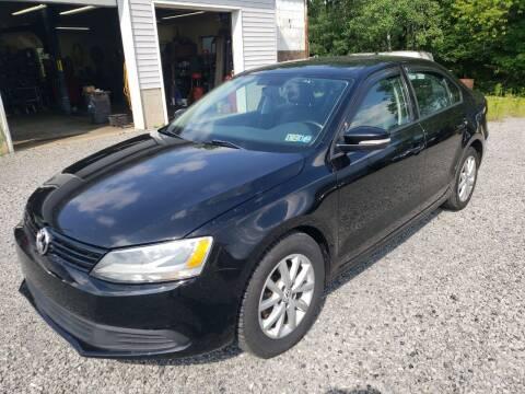 2011 Volkswagen Jetta for sale at Dick Auto Sales Service in Seneca PA