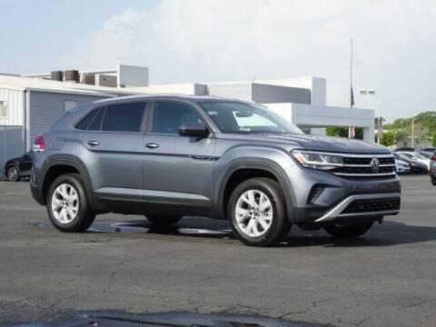 2021 Volkswagen Atlas Cross Sport for sale at Bob Boast Volkswagen in Bradenton FL