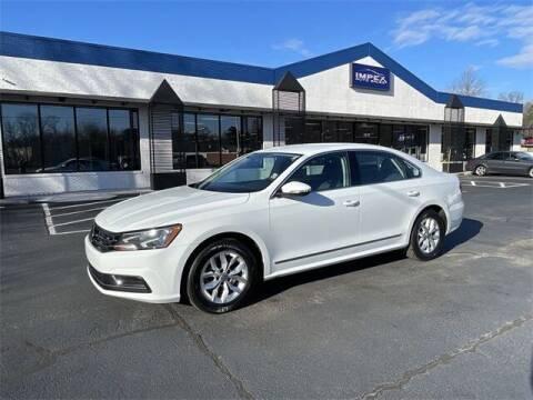 2017 Volkswagen Passat for sale at Impex Auto Sales in Greensboro NC