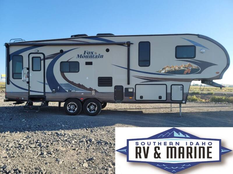 2013 NORTHWOOD FOX MOUNTAIN 285RLS for sale at SOUTHERN IDAHO RV AND MARINE - 5th Wheels in Jerome ID