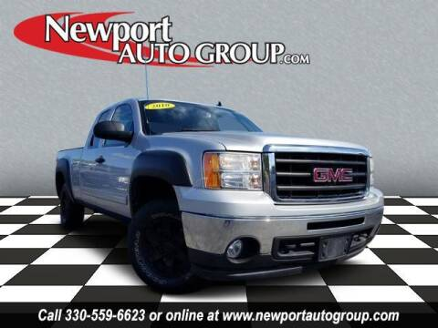 2010 GMC Sierra 1500 for sale at Newport Auto Group in Austintown OH