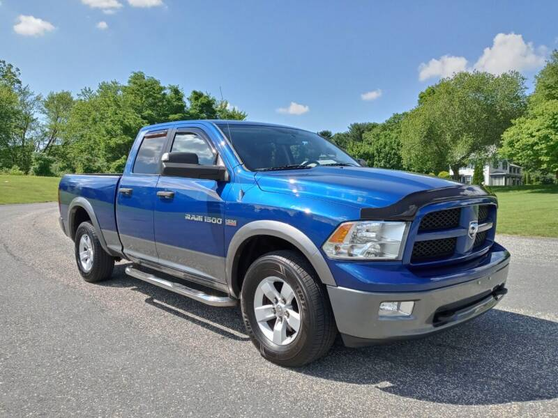 2011 RAM Ram Pickup 1500 for sale at PMC GARAGE in Dauphin PA