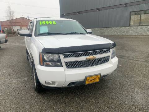 2008 Chevrolet Suburban for sale at ALASKA PROFESSIONAL AUTO in Anchorage AK