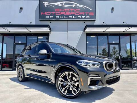 2020 BMW X3 for sale at Exotic Motorsports of Oklahoma in Edmond OK