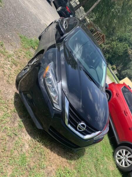2017 Nissan Altima for sale at Ebert Auto Sales in Valdosta GA