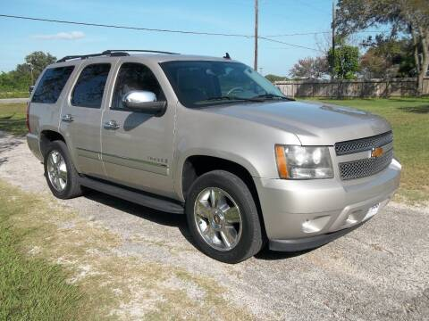 2009 Chevrolet Tahoe for sale at Hartman's Auto Sales in Victoria TX