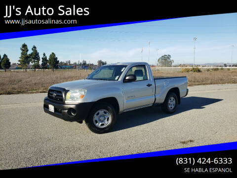 2006 Toyota Tacoma for sale at JJ's Auto Sales in Salinas CA