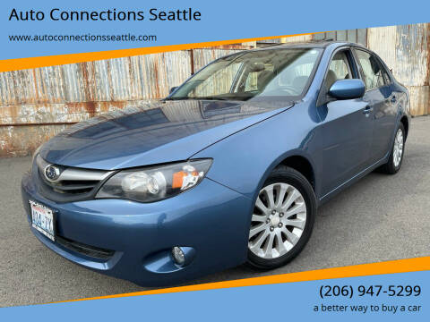 2010 Subaru Impreza for sale at Auto Connections Seattle in Seattle WA
