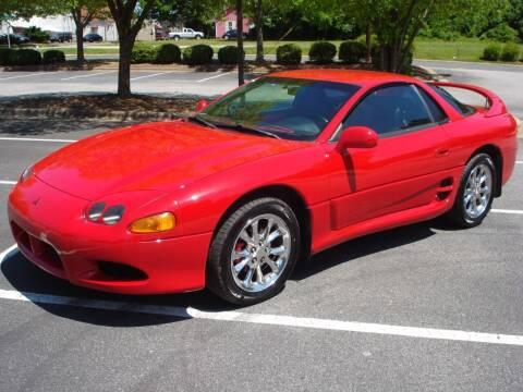 1998 Mitsubishi 3000GT for sale at Uniworld Auto Sales LLC. in Greensboro NC