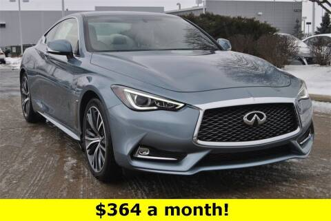 2017 Infiniti Q60 for sale at Ken Ganley Nissan in Medina OH