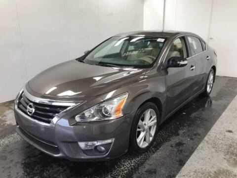 2013 Nissan Altima for sale at Bluesky Auto in Bound Brook NJ