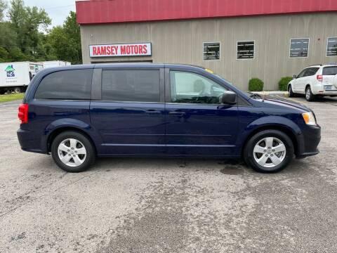 2013 Dodge Grand Caravan for sale at Ramsey Motors in Riverside MO