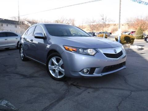 2013 Acura TSX for sale at Platinum Auto Sales in Provo UT