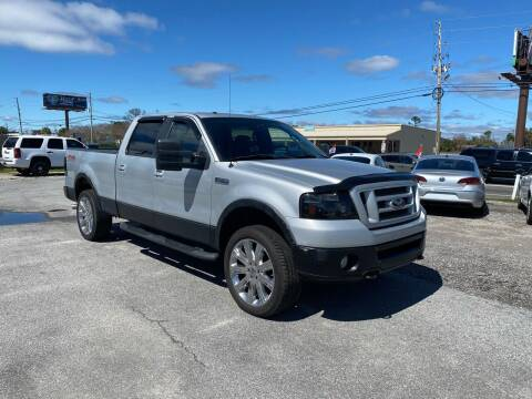2008 Ford F-150 for sale at Lucky Motors in Panama City FL