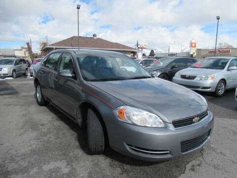 2008 Chevrolet Impala for sale at Crown Auto in South Salt Lake City UT