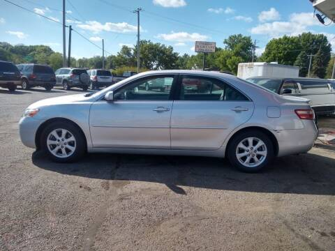 2007 Toyota Camry for sale at Savior Auto in Independence MO