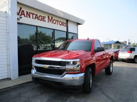 2016 Chevrolet Silverado 1500 for sale at Vantage Motors LLC in Raytown MO