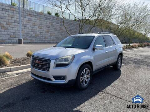 2013 GMC Acadia for sale at AUTO HOUSE TEMPE in Tempe AZ