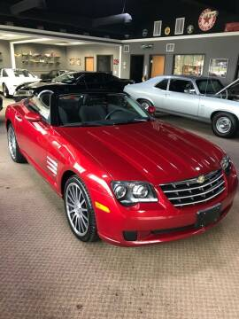 2006 Chrysler Crossfire for sale at MICHAEL'S AUTO SALES in Mount Clemens MI