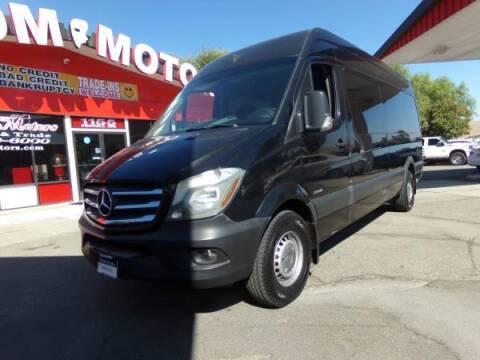 2016 Mercedes-Benz Sprinter Passenger for sale at Phantom Motors in Livermore CA