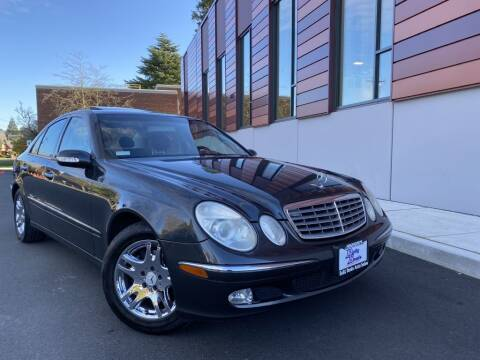 2004 Mercedes-Benz E-Class for sale at DAILY DEALS AUTO SALES in Seattle WA